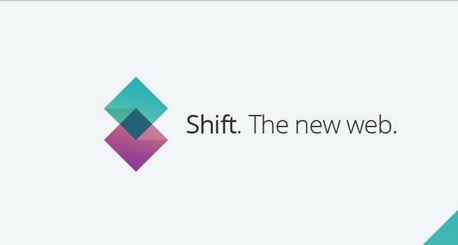 Shiftはユーザーがコンテンツ展開でいるアルトコイン
